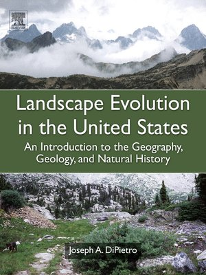 cover image of Landscape Evolution in the United States