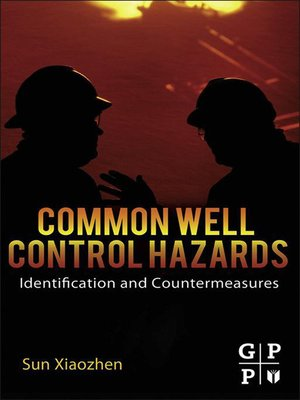 cover image of Common Well Control Hazards