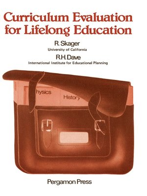 cover image of Curriculum Evaluation for Lifelong Education
