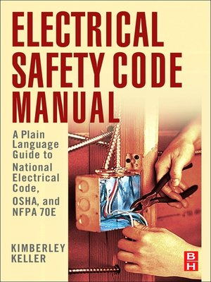 cover image of Electrical Safety Code Manual