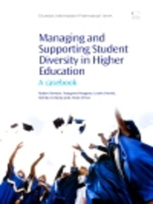 cover image of Managing and Supporting Student Diversity in Higher Education