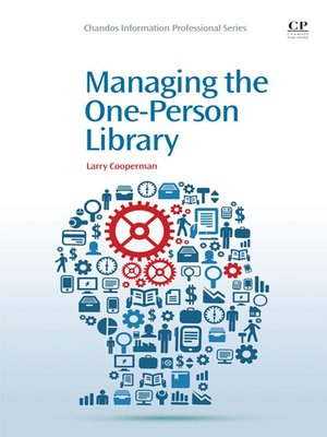 cover image of Managing the One-Person Library