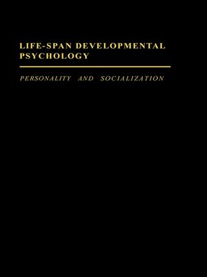 life span development and personality of Lifespan development and lifelong learning 'development' is one of those familiar concepts that seeps almost unnoticed into the conversations of educators they are self-evidently concerned with the development of people.