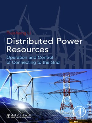 cover image of Distributed Power Resources