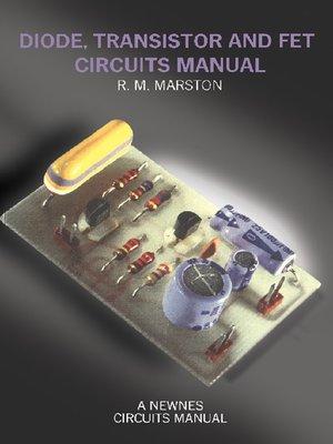 r m marston · overdrive (rakuten overdrive) ebooks, audiobookscover image of diode, transistor \u0026 fet circuits manual