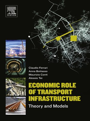 cover image of Economic Role of Transport Infrastructure