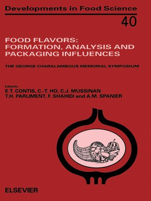 cover image of developments in food science volume 40