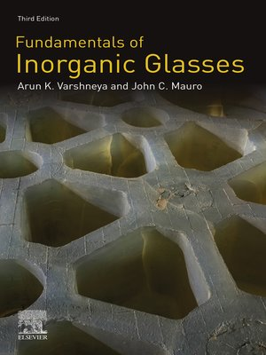 cover image of Fundamentals of Inorganic Glasses