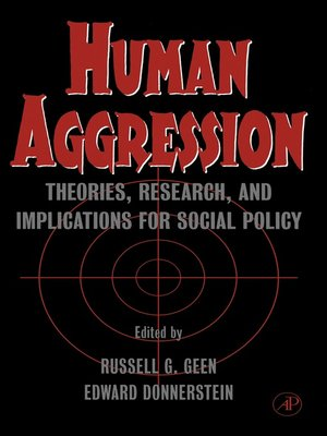cover image of Human Aggression