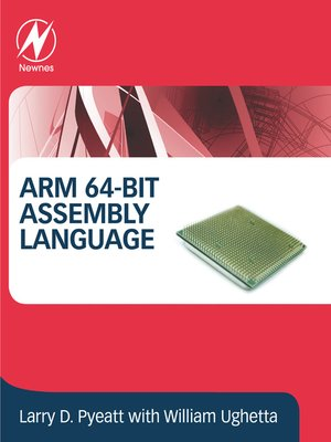 cover image of ARM 64-Bit Assembly Language