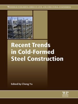 cover image of Recent Trends in Cold-Formed Steel Construction