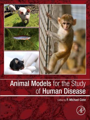 cover image of Animal Models for the Study of Human Disease