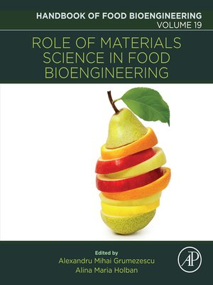 cover image of Handbook of Food Bioengineering, Volume 19