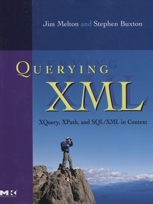 cover image of Querying XML