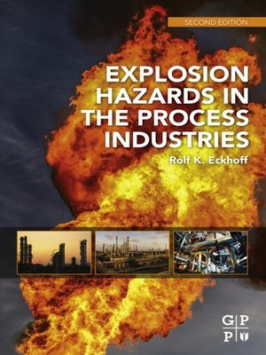 cover image of Explosion Hazards in the Process Industries