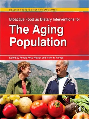 cover image of Bioactive Food as Dietary Interventions for the Aging Population