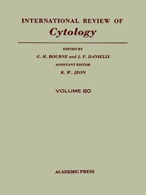 cover image of International Review of Cytology, Volume 80