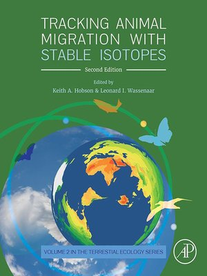cover image of Tracking Animal Migration with Stable Isotopes