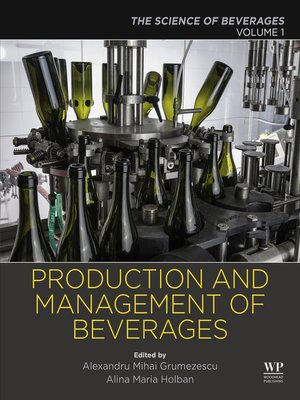 cover image of The Science of Beverages, Volume 1