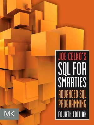 cover image of Joe Celko's SQL for Smarties