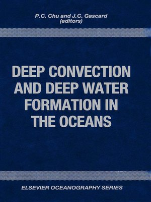cover image of Elsevier Oceanography Series, Volume 57