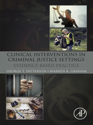 cover image of Clinical Interventions in Criminal Justice Settings