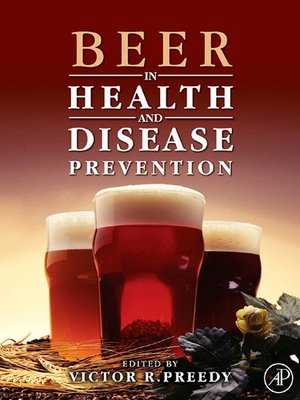 cover image of Beer in Health and Disease Prevention