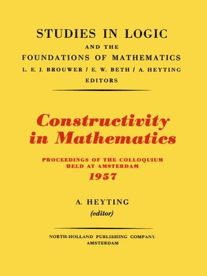 cover image of Provability, Computability and Reflection