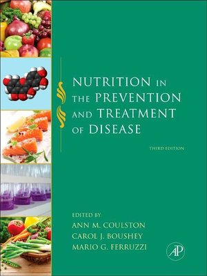 cover image of Nutrition in the Prevention and Treatment of Disease