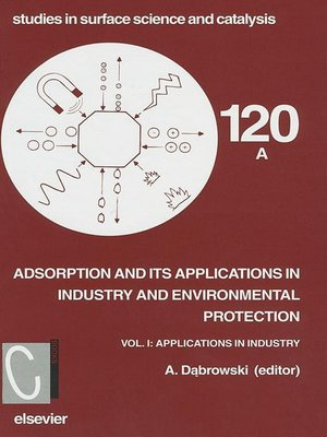 application of adsorption in chemical and process industry
