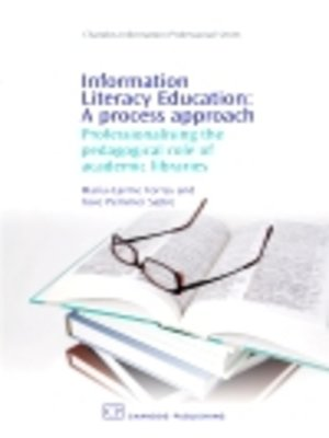 cover image of Information Literacy Education