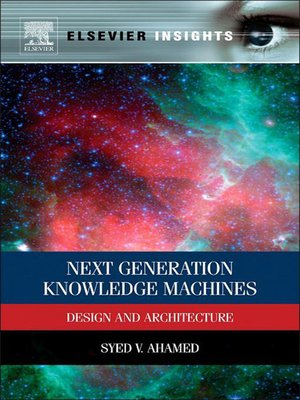 cover image of Next Generation Knowledge Machines