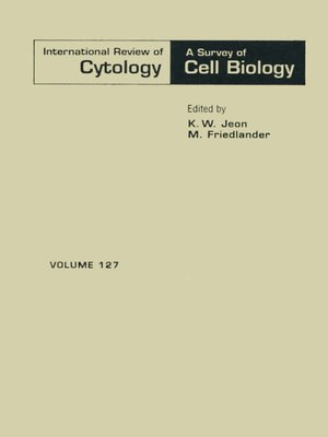 cover image of International Review of Cytology, Volume 127