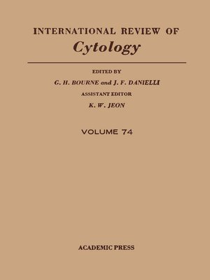 cover image of International Review of Cytology, Volume 74