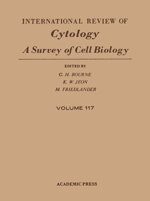 cover image of International Review of Cytology, Volume 117