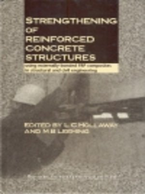 179 results for titlecorrosion in reinforced concrete structures cover image of strengthening of reinforced concrete structures fandeluxe Image collections