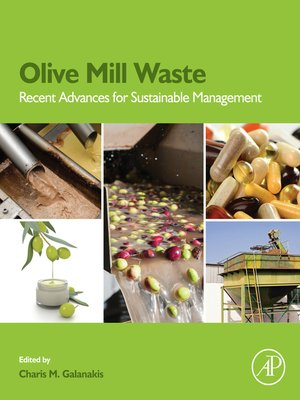 cover image of Olive Mill Waste