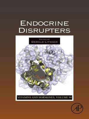 cover image of Endocrine Disrupters