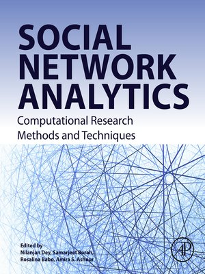 cover image of Social Network Analytics