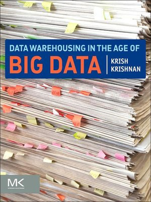 cover image of Data Warehousing in the Age of Big Data