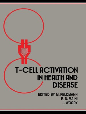 cover image of T–cell Activation in Health and Disease