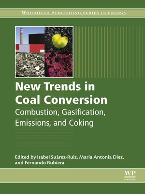 cover image of New Trends in Coal Conversion