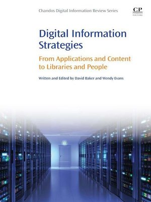cover image of Digital Information Strategies