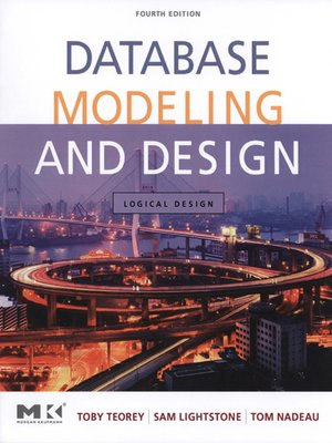 cover image of Database Modeling and Design