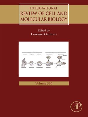 cover image of International Review of Cell and Molecular Biology, Volume 336