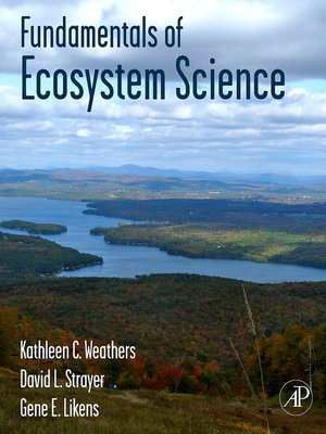 cover image of Fundamentals of Ecosystem Science