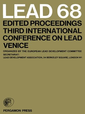 cover image of Lead 68