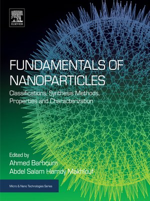 cover image of Fundamentals of Nanoparticles