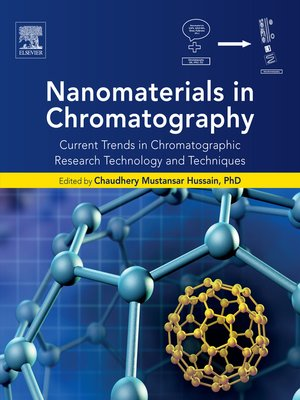 cover image of Nanomaterials in Chromatography