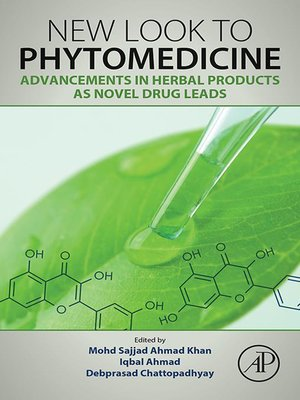 cover image of New Look to Phytomedicine